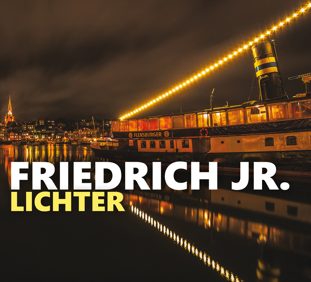 Friedrich Jr. - Lichter Cover normal