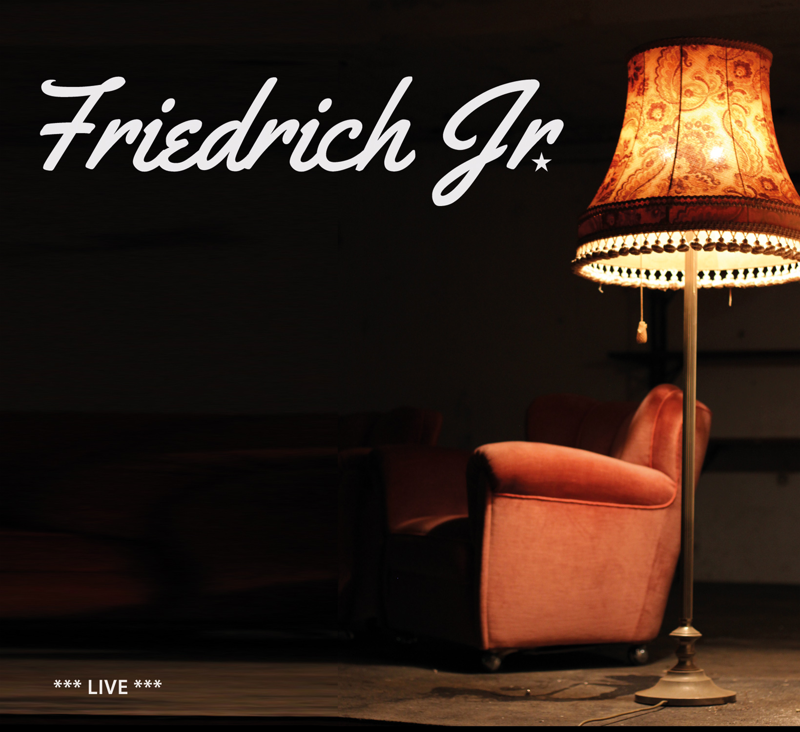 Friedrich Jr. - Cover - Live